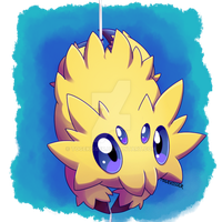 Pokeddexy: Favorite Bug Type - Joltik