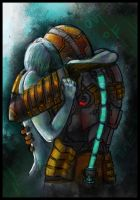 Dead Space: Out of Time by LunaticStar