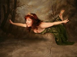 Fairy Flying : Stock by Ange1ica-Stock