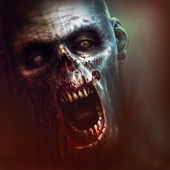 Zombie by dloliver