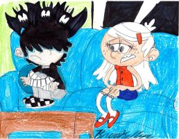 The Loud House: Back in Black by brookellyn