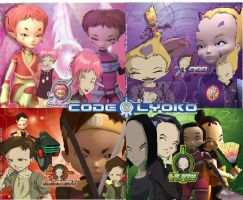 code lyoko wallpaper by TheFlameDemon23