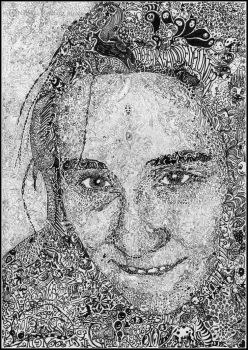 An act of pointilism by endless-spirit