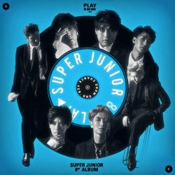 SUPER JUNIOR ONE MORE CHANCE (PLAY) album cover by LEAlbum