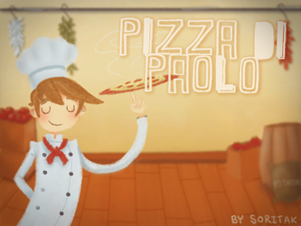 Pizza di Paolo by SoritaK
