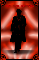 Jon Pertwee/The 3rd Doctor by 6EditoR9