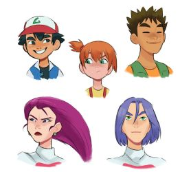 PKMN Headcanons by kilalaaa