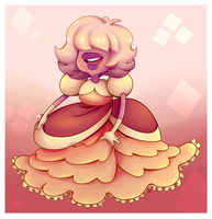 Padparadscha by GeckoSpine