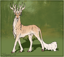 Lord Haymitch / Glenmore stag / Lord by Jian89