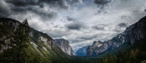 The Storm 2 Panorama by JForbes1701