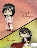 + I'm Sorry... Our Daughter is Gone... + by SerketXXI