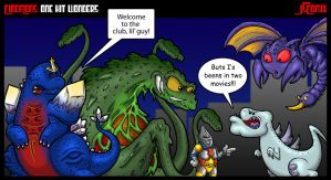 CineMons: One Hit Wonders by JSComix