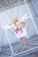 FIGHT! panty and stocking cosplay by Giuzzys