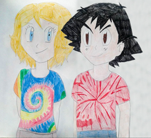 Amourshipping in Aloha (request) by HAKDurbin