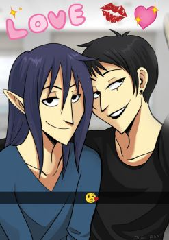 Snapchat selfie by s-iRON
