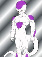 Frieza by BubbaZ85