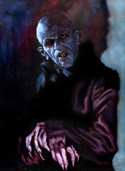Nosferatu by bloodedemon