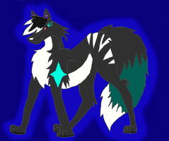 Nightwish The Nightwish Wolf By Questionunicorn by QuestionUnicorn