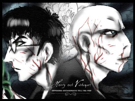 Antagonist till the end by Idigoddpairings