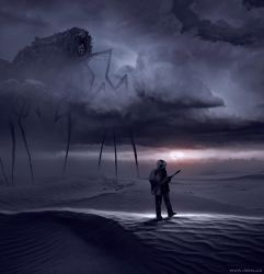 Charles and The Sand Flea by alexiuss