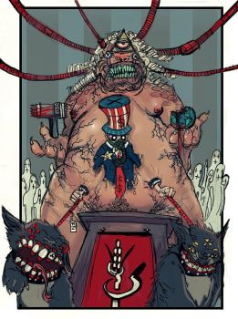 American Justice. by Fealasy
