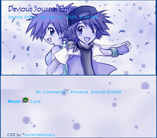 AaMl Journal Skin by sunshineikimaru