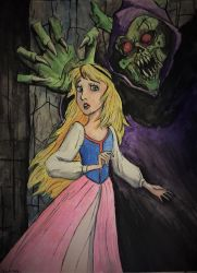 Disney's The Black Cauldron by NickMears