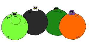 [R]: Dicoma and his family inflated by Spongecat1
