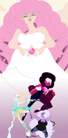 We are the Crystal Gems by icecreamXcake