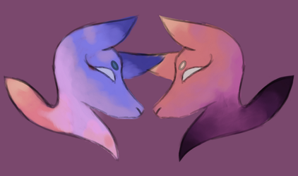 panting/color practice by RuneClawCP