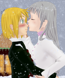 Snowflakes by BettyBest2