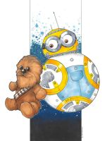 Minion BB8 by DKHindelang