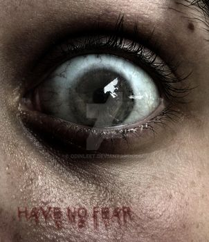 No Fear Promo Poster by Odinleet
