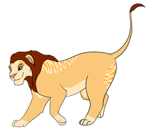 Lion Breedable - OPEN and CHEAP by NJ-Adopts
