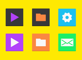 Untitled icons by 0rAX0