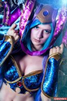 Taresgosa Cosplay - Warcraft by Satelka by andrewhitc