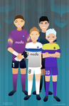 Seattle Reign 2015 Poster by hercircumstance