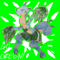 Go Green by Mon-Mon-Mon-Mon