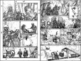 WBY Issue 5 Pencils Examples by Spacefriend-KRUNK