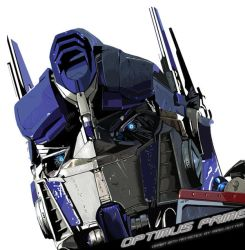 Optimus Prime by NeerajMenon