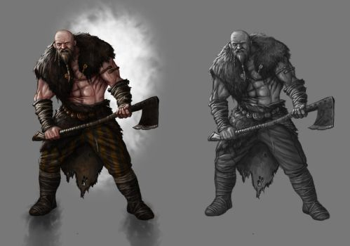 Barbarian by Hertz85