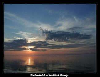 Enchanted And In Silent Beauty by str8diah
