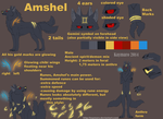 Amshel  Ref sheet by Kaymaro