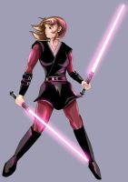 Jedi Girl by Sheridan-J