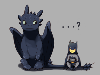 Dark Knights or gtfo by ChocoHal