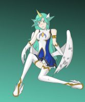 Star Guardian Soraka 2/2 (Com) by Goop-Sinpai