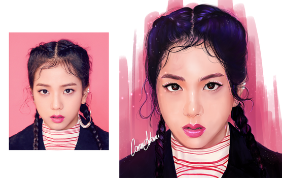 BLACKPINK (Jisoo) by CansuAkn