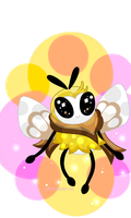 Fall Ribombee by Orangesyum88