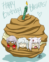 Happy Birthday Bakuras by Meeps