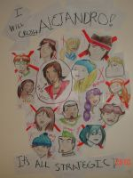 Total Drama Cast- S3 by MirrorCover